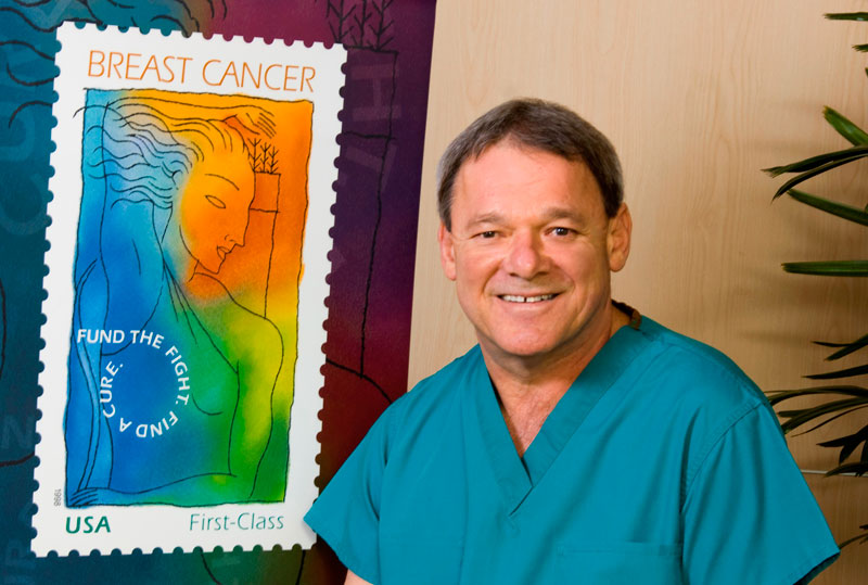 Permanente physician helps stamp out breast cancer