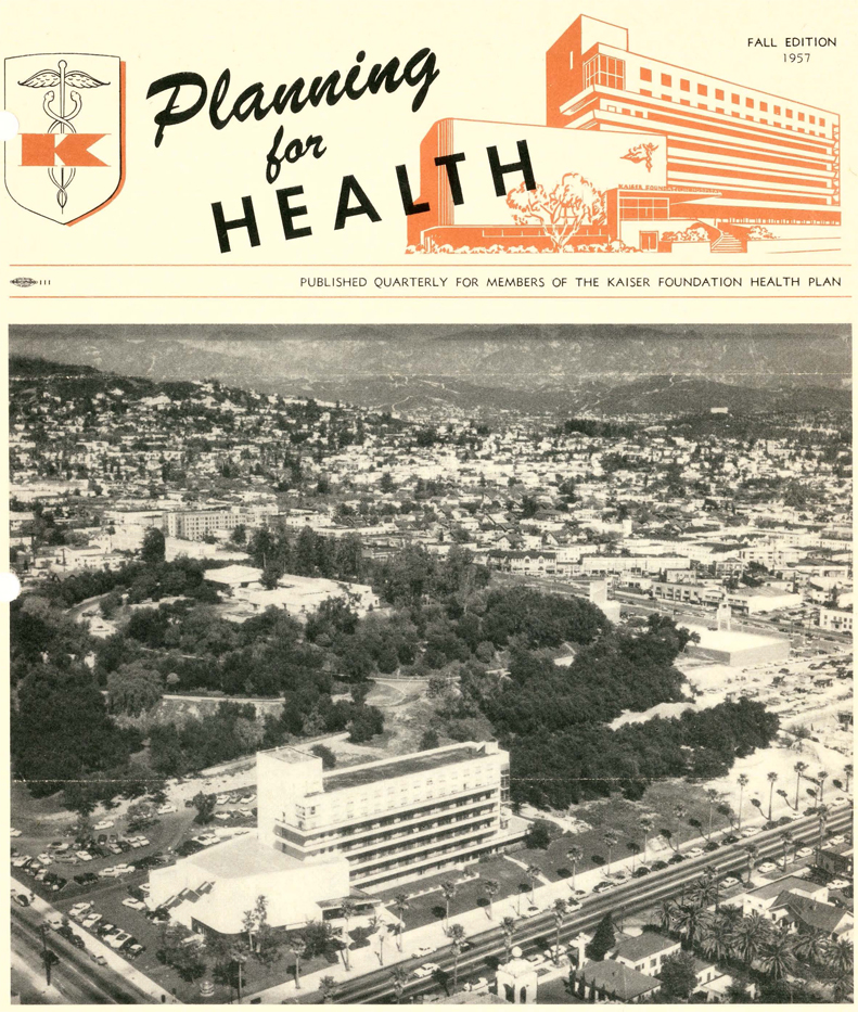 SC Planning for Health, 1957-fall