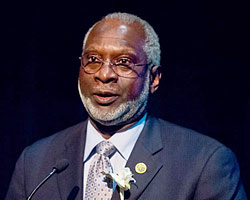 David Satcher, MD, founded the Satcher Health Leadership Institute in Atlanta.