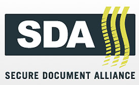 Logo for Secure Document Alliance