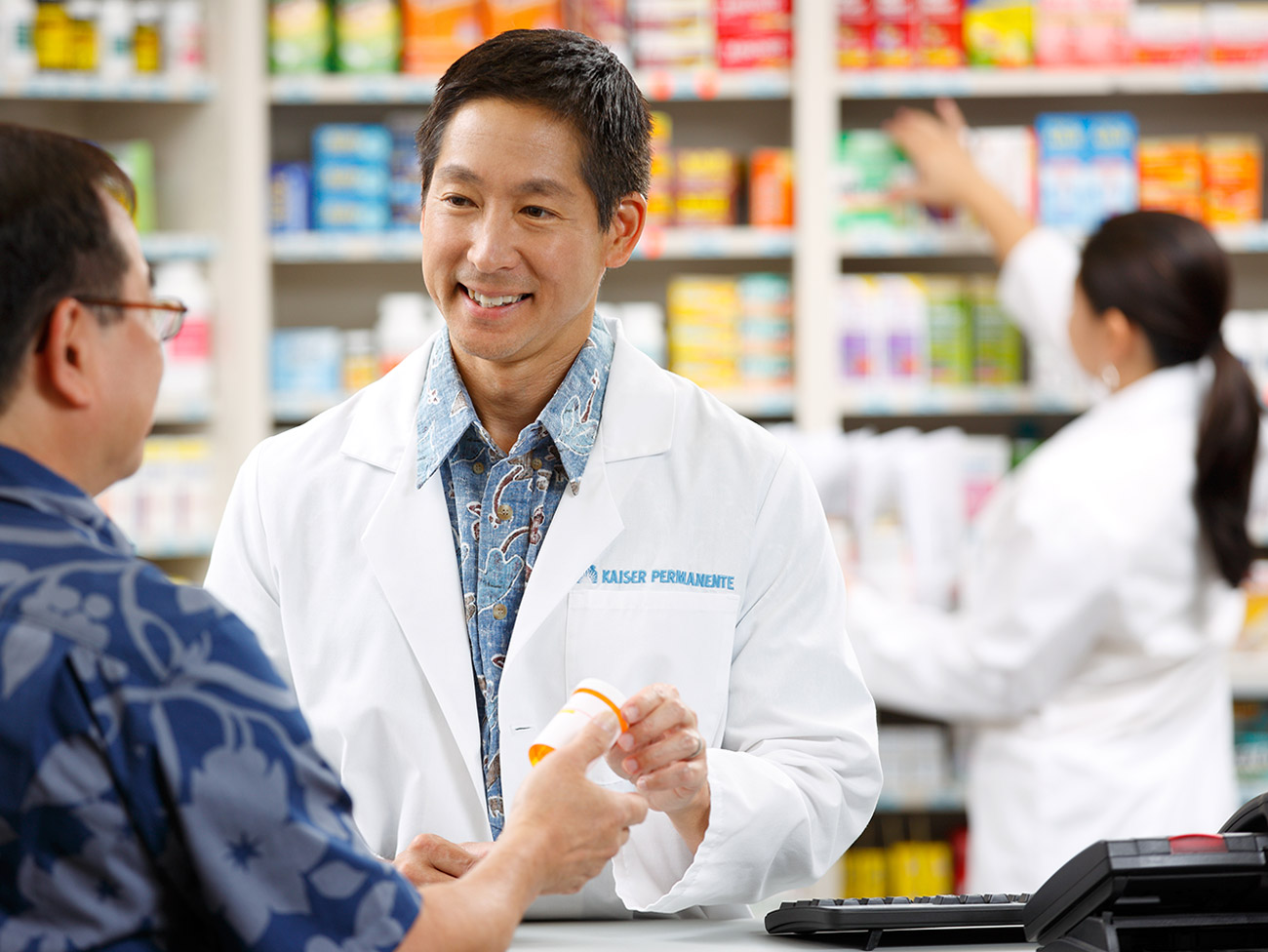 The expanding role of pharmacists in patient care | Kaiser