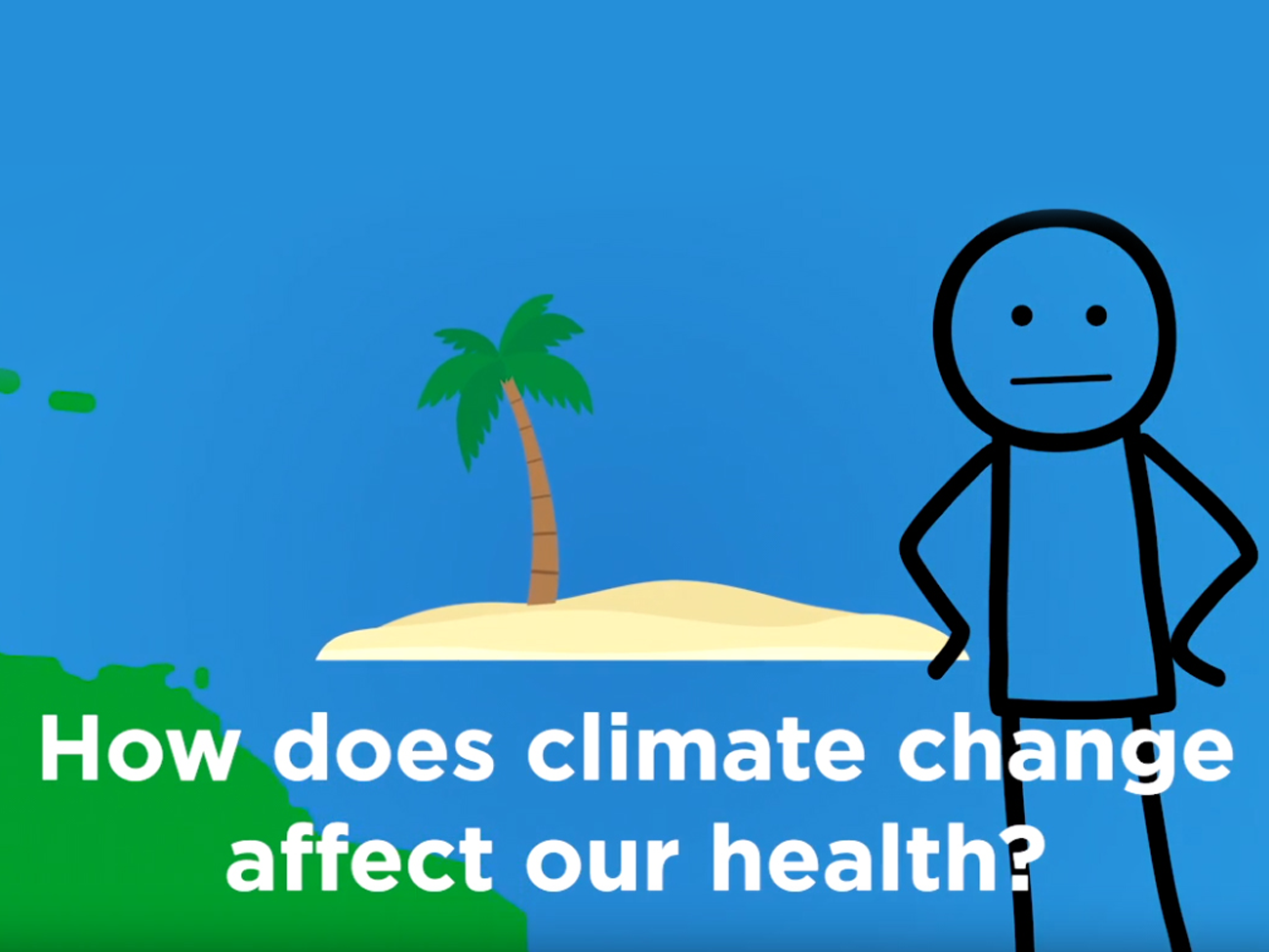 The crucial connection: Climate change and health