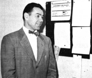 Dr. Monte Steadman at Kaiser Permanente San Francisco, KP Reporter May 1963.