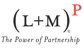 Text treatment logo for the Labor Management Partnership