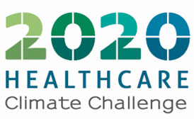 Logo for 2020 Healthcare Climate Challenge