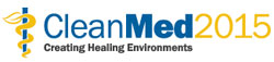 Logo for the 2015 CleanMed conference