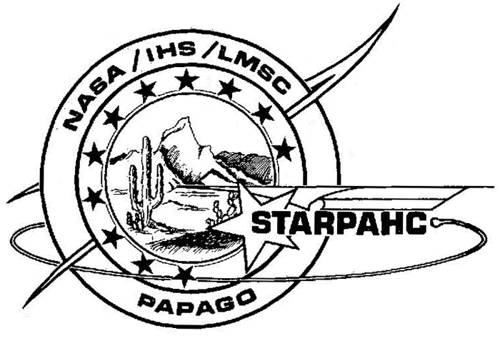 Space Technology Applied to Rural Papago Advanced Health Care logo