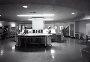 Panorama City, circa 1972, nurses' station