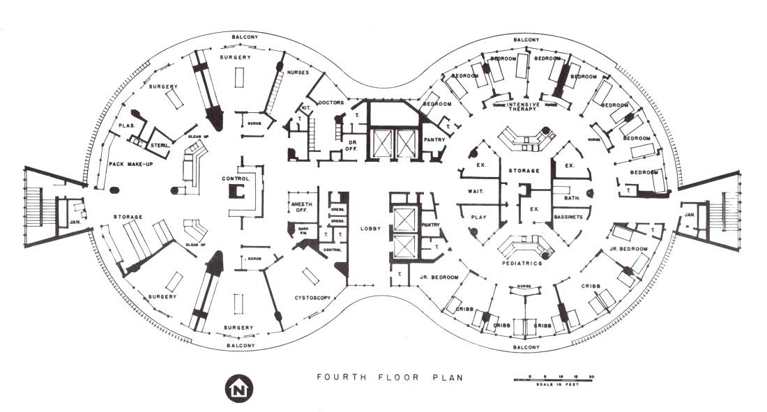 Kaiser's Geodesic Dome Clinic | Kaiser Permanente