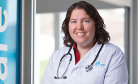 Family medicine physician Pamela Coffey, MD