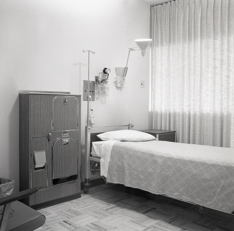 Mystery hospital device — the TravelLav   Kaiser Permanente