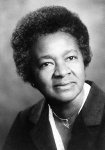 Dr. Ella Mae Simmons, first black female physician in Northern CA