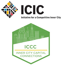 ICCC and ICIC logos