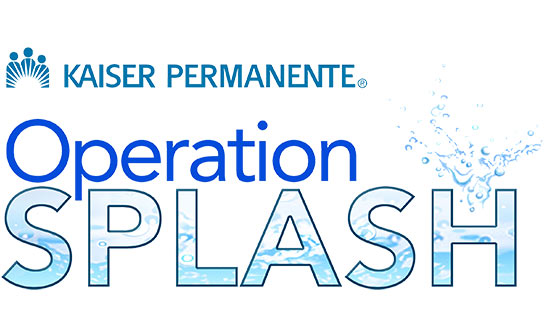 KP Operation Splash logo