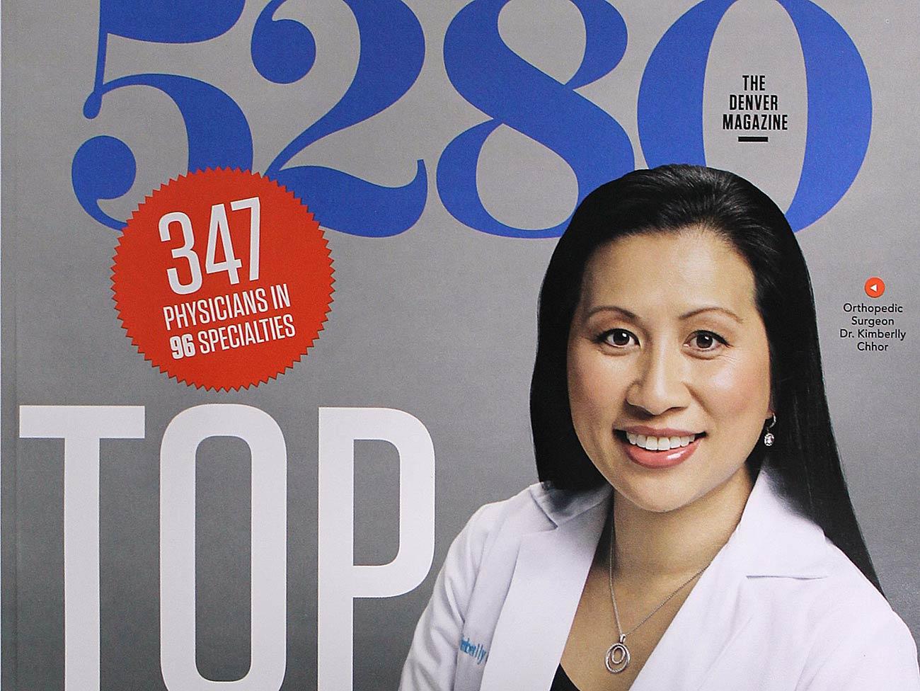 38 Kaiser Permanente physicians in Colorado named 'top docs