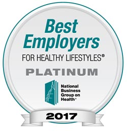 logo for National Business Group on Health Best Employers for health lifestyles