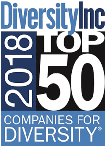 DiversityInc 2018 Top 50 Companies for Diversity