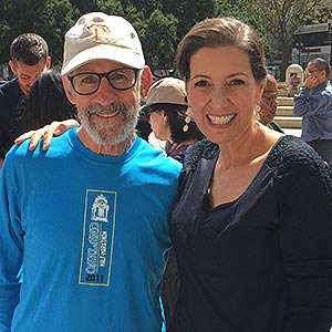 In 2017, Steve Sidney helped to organized World Heart Day events with Oakland Mayor Libby Schaaf.
