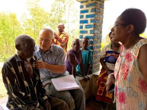 Kaiser Permanente physician David Slack, MD co-founded the nonprofit Hospice Without Borders to provide home hospice, palliative care services, and bereavement support to people in Rwanda.
