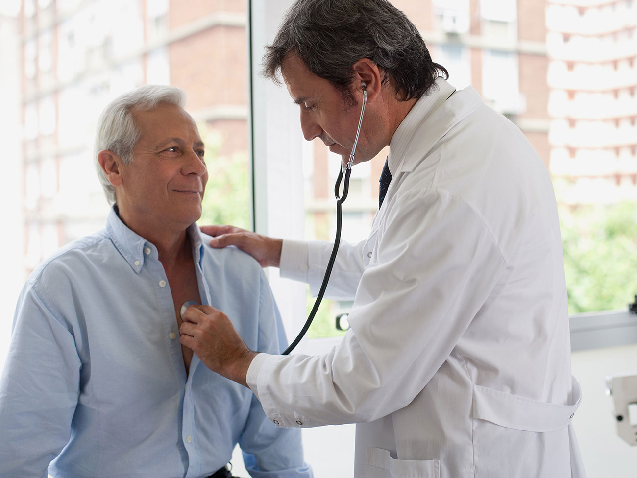 Improving emergency care for patients with chest pain