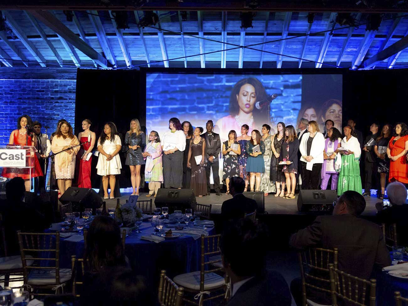 CAST recognized 20 honorees at its 20th anniversary event