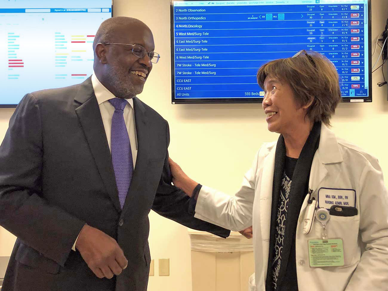 A message from Bernard J. Tyson to Kaiser Permanente's nurses