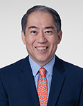 portrait of David Wei, MD