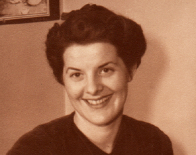 Portrait of Anne Ferreira