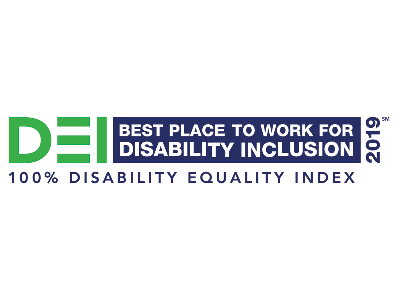 Disability Equality Index Best Place to Work for Disability Inclusion 2019