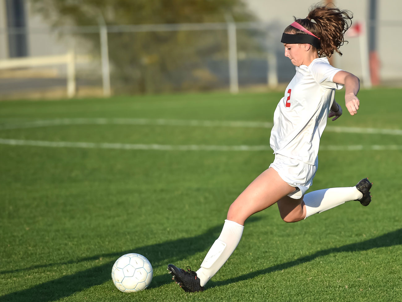 Stretch goals: Preventing ACL injury for teen athletes