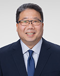 portrait of Randall Hirata, MD