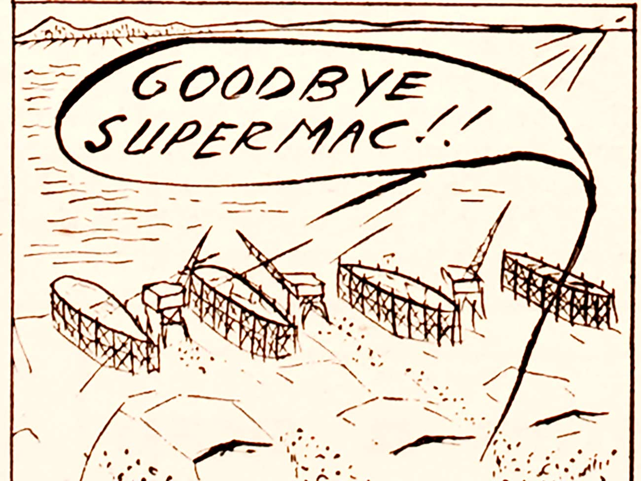 Frame from final Supermac strip