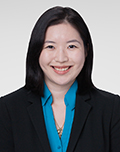 portrait of Maegan Doi, MD