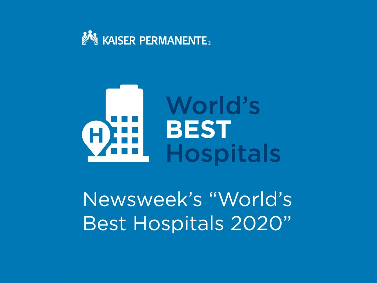 Newsweek's World's Best Hospitals 2020